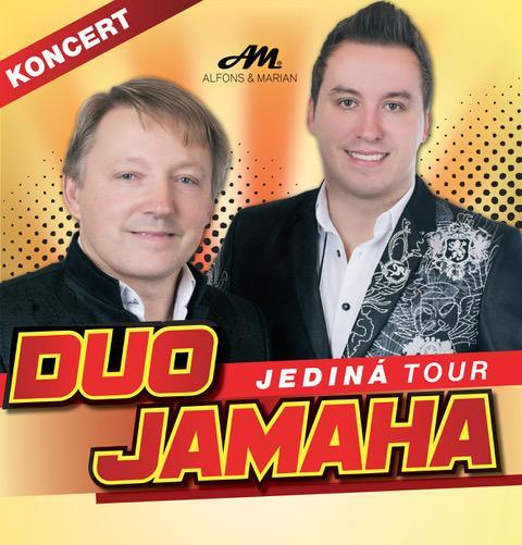 DUO JAMAHA - 7. 10. 2020 od 18.00
