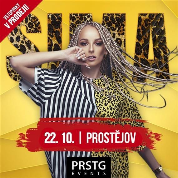 Koncert Sima - 22. 10. 2021 od 20.00