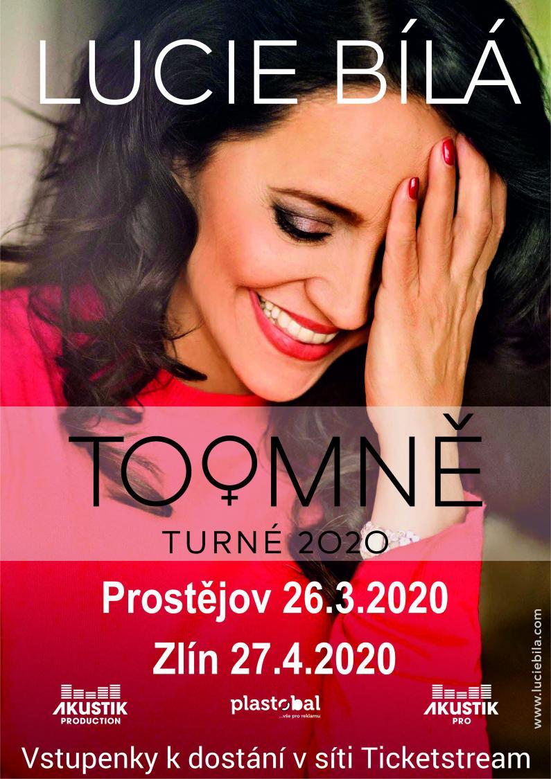 Lucie Bílá - To o mně - 26. 3. 2020 v 19.00