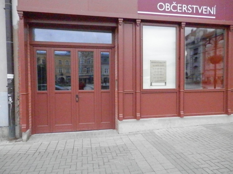 Prostor sloužící podnikání č. 820 - kancelář