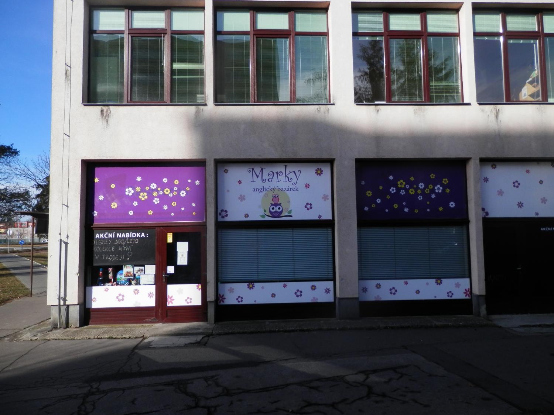 Prostor sloužící podnikání č. 200 - prodejna