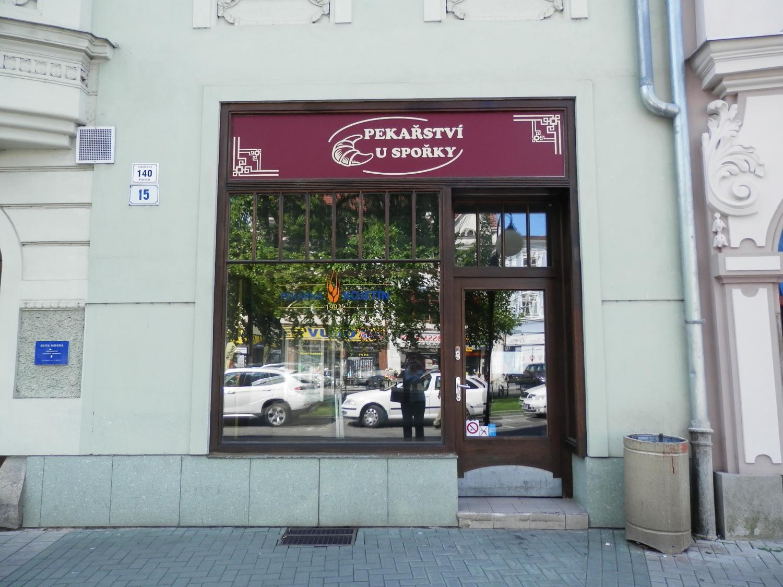 Prostor sloužící podnikání č. 264 - prodejna