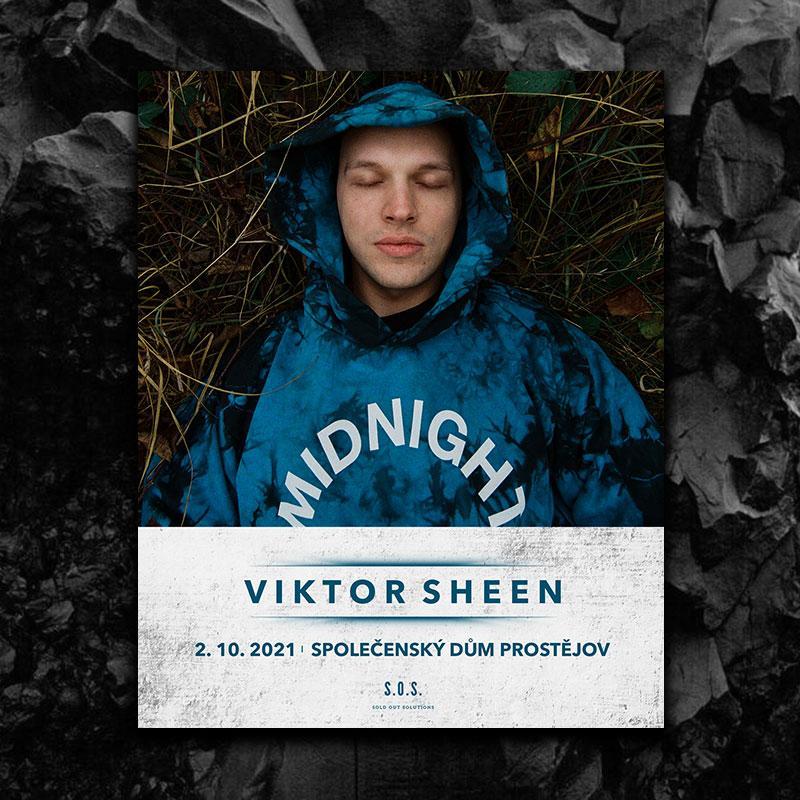 Viktor Sheen - 2. 10. 2021 od 20.00